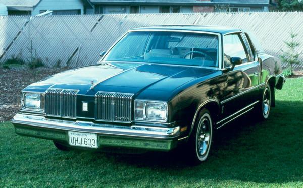 Mark Stevens 1979 Cutlass Supreme Brougham